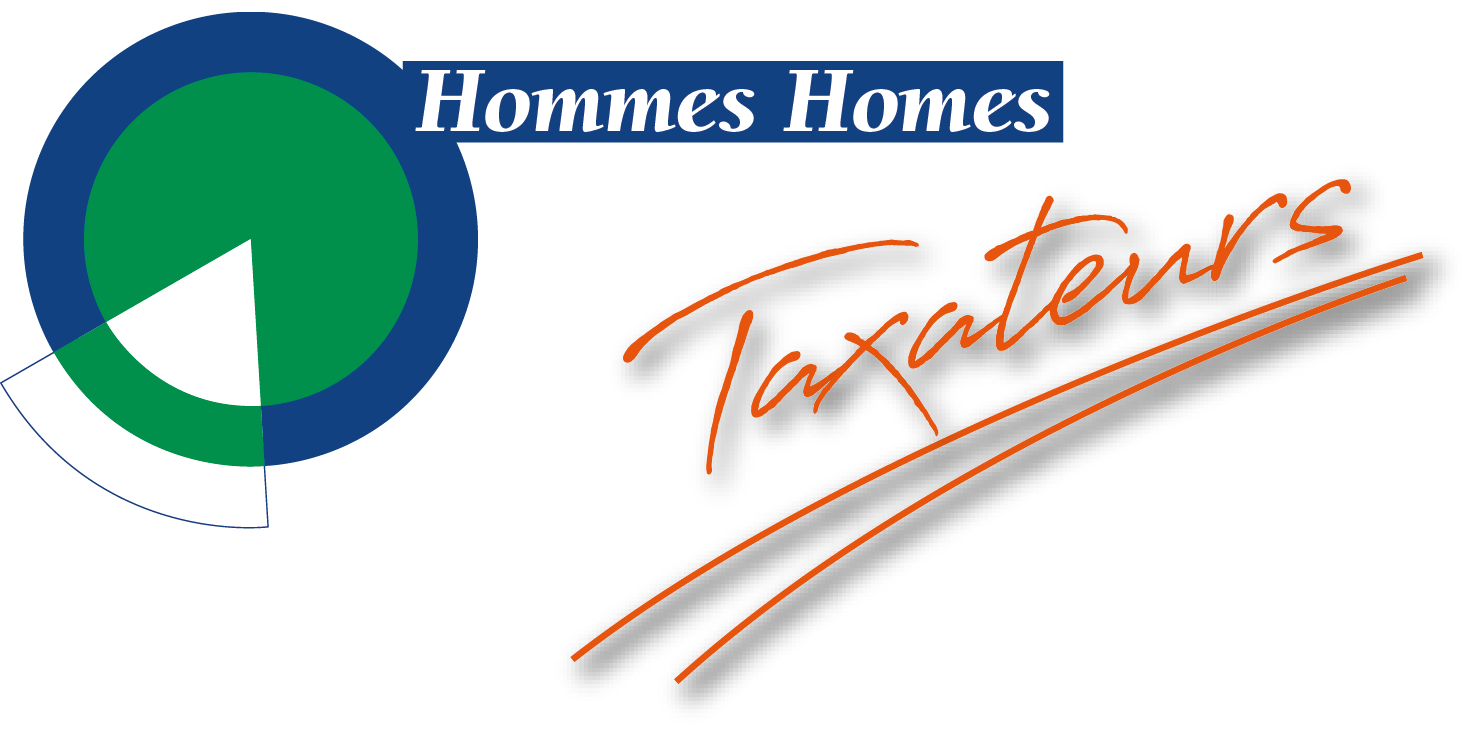 Logo Hommes Homes Makelaardij & Taxaties